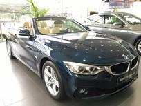 Bán xe BMW 4 Series 420i Convertible 2017, màu xanh lam, nhập khẩu, ưu đãi sốc, giao xe ngay