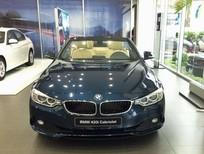 Bán xe BMW 4 Series 420i Convertible 2017, màu xanh lam, nhập khẩu, giá tốt nhất