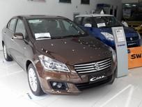 Bán Suzuki Ciaz 2018, nhập khẩu Thái Lan, đủ màu, có xe giao ngay