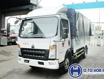 Bán xe tải Howo 8T4, màu trắng