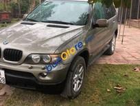 Bán BMW X5 AT sản xuất 2005, xe nhập chính chủ