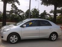 Bán Toyota Vios E năm sản xuất 2009, màu bạc chính chủ, giá chỉ 315 triệu