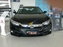 Bán Honda Civic 1.5L VTEC Turbo sản xuất năm 2017, màu đen, nhập khẩu