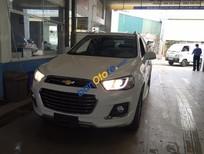 Bán xe Chevrolet Captiva Revv LTZ 2.4 AT sản xuất 2017, màu trắng, 879tr