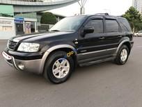 Cần bán lại xe Ford Escape năm sản xuất 2005, màu đen số tự động