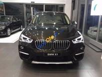 BMW Đà Nẵng cần bán BMW X1 sDrive18i năm 2017, màu đen, nhập khẩu nguyên chiếc