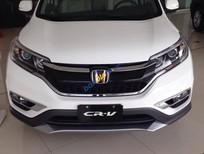 Bán Honda CR V 2.0 sản xuất năm 2017, màu trắng