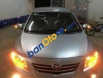 Chính chủ bán ô tô Toyota Corolla altis MT đời 2009, màu bạc
