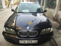 Bán BMW 3 Series 318i đời 2002, màu đen, nhập khẩu