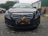 Chợ xe 68 Nguyễn Chánh bán Daewoo Lacetti SE đời 2011, màu đen số sàn