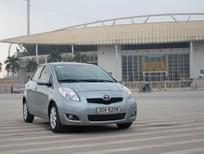 Cần bán Yaris mầu ghi xám, chính chủ tên cá nhân từ đầu đi 2010, xe đời 2009, nhập khẩu Nhật Bản