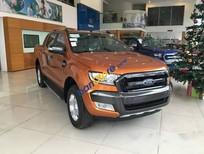 Bán Ford Ranger Wildtrak năm sản xuất 2016, 878 triệu