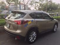 Cần bán xe Mazda CX 5 2.0L năm sản xuất 2015, màu nâu xe gia đình