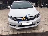 Cần bán Honda Civic 2.0AT năm sản xuất 2012, màu trắng chính chủ