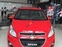 Chevrolet Spark LT 1.2L màu đỏ 5 chỗ, hỗ trợ vay ngân hàng lên đến 80% - LH: 0945.307.489 Huyền