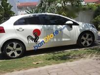 Bán xe cũ Kia Rio AT sản xuất 2014, màu trắng, nhập khẩu