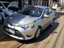 Bán xe cũ Toyota Vios 1.5E đời 2014, màu bạc xe gia đình, 515 triệu