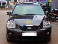 Bán xe cũ Kia Carens SX 2.0AT đời 2013, màu nâu số tự động, 505 triệu