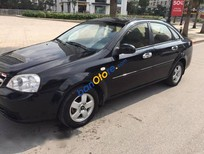 Cần bán xe Daewoo Lacetti SE năm 2011, màu đen