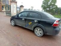 Cần bán xe Daewoo Gentra năm sản xuất 2009, màu đen, nhập khẩu chính chủ