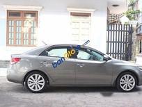 Chợ ô tô Hà Nội bán Kia Forte AT đời 2011, màu xám số tự động
