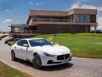 Bán Maserati Ghibli sản xuất 2015, màu trắng, nhập khẩu