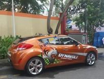 Cần bán lại xe Hyundai Veloster 1.6 AT sản xuất 2012, nhập khẩu nguyên chiếc giá cạnh tranh