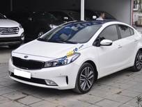 Bán Kia Cerato 1.6 AT năm sản xuất 2016, màu trắng còn mới, 635tr