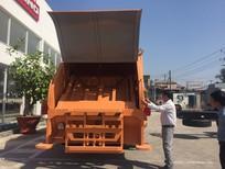 Xe ép rác cạp thùng 6 khối giá rẻ nhất tại KV Bình Định, LH 0908.065.998