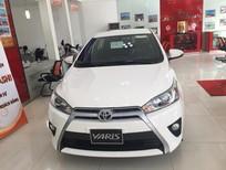 Cần bán xe Toyota Yaris G 2017, màu trắng, nhập khẩu chính hãng
