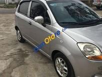 Bán Daewoo Matiz Van sản xuất năm 2009, màu bạc, xe nhập