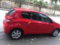 Cần bán xe Hyundai i20 sản xuất 2011, màu đỏ, nhập khẩu, 432 triệu