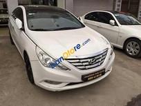 Bán Hyundai Sonata Y20 năm sản xuất 2011, màu trắng, nhập khẩu còn mới, giá tốt