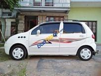 Cần tiễn xe Daewoo Matiz MT 2008, màu trắng