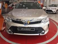 Bán Toyota Camry 2.5Q 2016 100%, khuyến mãi khủng, giảm tiền mặt hơn 150Tr. Hỗ trợ vay 90%