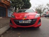 Cần bán lại xe Mazda 3 1.6AT đời 2010, màu đỏ, xe nhập