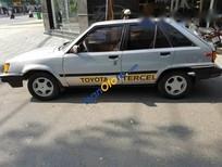 Bán Toyota Tercel LEI năm sản xuất 1985, màu bạc chính chủ giá cạnh tranh