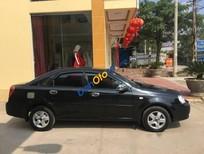 Cần bán xe Daewoo Lacetti EX năm sản xuất 2005, màu đen đẹp như mới