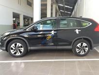 Cần bán Honda CR V sản xuất 2017, màu đen