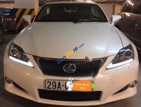 Bán ô tô Lexus IS 250C đời 2011, màu trắng, nhập khẩu chính hãng