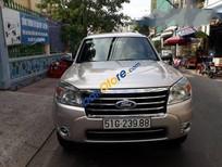 Cần bán Ford Everest AT sản xuất năm 2009 đã đi 86000 km, giá cạnh tranh