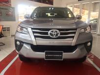 Cần bán xe Toyota Fortuner 2.7 V 2017, nhập khẩu chính hãng, 980 triệu máy dầu, số sàn