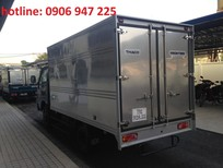 Xe tải 2 tấn 4 thùng kín, xe tải chạy trong thanh pho, xe tai KIA 2 tan 4, mua xe tải trả góp