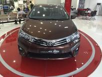 Cần bán Toyota Corolla altis 1,8CVT sản xuất 2019, màu nâu, giá chỉ 766 triệu