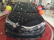 Bán ô tô Toyota Corolla Altis 1.8CVT sản xuất 2019, màu đen