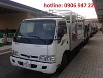 Xe tải Kia chạy trong thành phố, xe tải Kia 2 tấn 4, xe tải Kia 1 tấn 9, xe tải Kia 1,25T