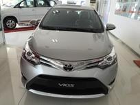 Cần bán xe Toyota Vios 1.5G AT, màu bạc