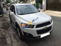 Cần bán Chevrolet Captiva LTZ 2015, màu trắng, 695 triệu