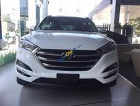 Bán xe Hyundai Tucson năm 2017, màu trắng, nhập khẩu