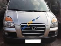 Cần bán xe Hyundai Grand Starex năm sản xuất 2005, màu bạc